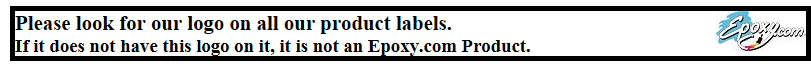 Epoxy.com is a registered trademark of Epoxy Systems, Inc. of Dunnellon Florida USA
